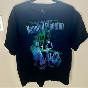 Disney's Haunted Mansion Tee Shirt